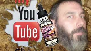 "Twelve Monkeys, ""O-RangZ"" eJuice Review"
