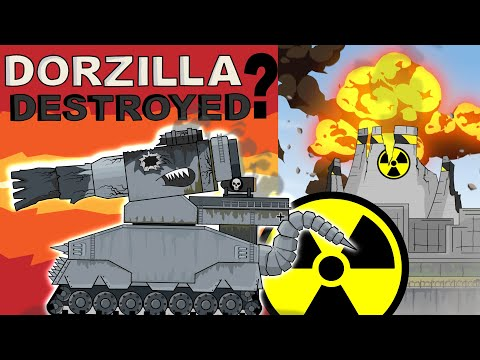 """Is Dorzilla really destroyed?"" - Cartoons about tanks"