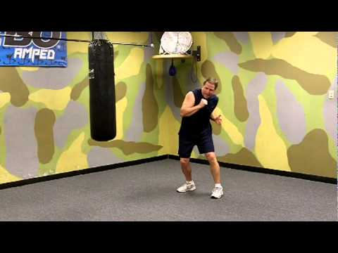 Milstead Boxing and Fitness -  How to throw a left hook to the body