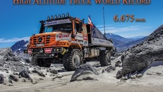High Altitude Truck Expedition - Part 1/2