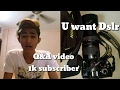 Q&A video For 1k Subscriber / Dslr...... Sale