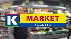 K-Market Tammela  - Ja kauppias hoitaa homman!