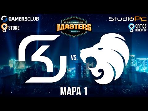 Dreamhack Masters Las Vegas 2017 - SK Gaming vs. North (Mapa 1 - Cache)