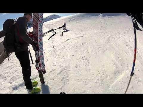 Turtagrø - Randonee skiing