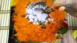 Сладкий морковный салат видео рецепт ucookvideo.ru
