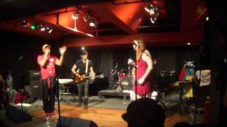 "Saidu Ezike ""Pride & Ego"" (featuring Bella) (Live @ Smash Studios, New York City, New York)"