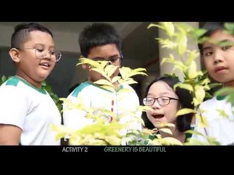 Urban Greenery Workshops @ Yio Chu Kang Primary School