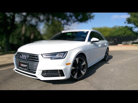 2017 Audi A4 quattro Review and Price