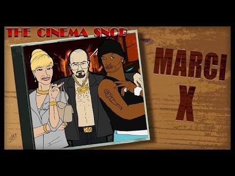 The Cinema Snob: MARCI X