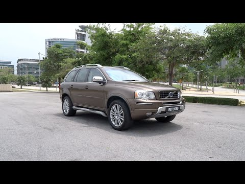 2013 Volvo XC90 T5 AWD Executive Start-Up, Full Vehicle Tour, Test Drive and Night Start-Up