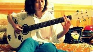 Ước mơ trong đời - Guitar solo/Hạc (For Mr. Gioi Pham)
