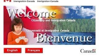Evaluation en ligne immigration Québec Canada 1/3 الهجرة كـنـــــدا
