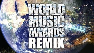 World Music Awards Remix Trailer 2014