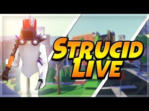 Roblox Strucid Live and IR (Free Robux Every Milestone ...