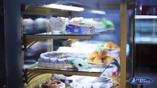 Кондитерская холодильная витрина Дакота cube на torgoborud.com.ua(Кондитерская витрина Дакота Куб - холодильное оборудование специально созданное для хранения деликатных..., 2015-08-21T13:05:44.000Z)