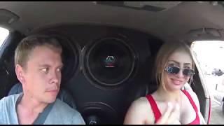 Громкая Крымская Audi URAL SOUND - SPL QUEEN