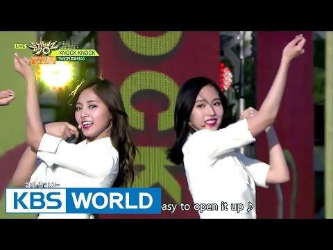 Thumbnail: TWICE (트와이스) - Cheer Up / TT / Knock Knock [Music Bank Special Stage / 2017.05.19]