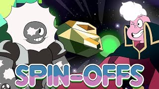 7 Steven Universe SPIN-OFFS We NEED!