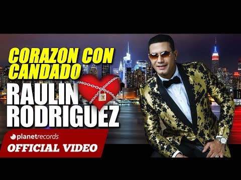 RAULIN RODRIGUEZ ♥️ Corazón Con Candado [Official Video by JC Restituyo] Bachata 2018 ► Nuevo