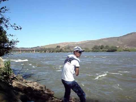 Pescaria de Dourado no RIo Doce de Governador Valads !!!!
