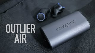 Creative Outlier Air Review