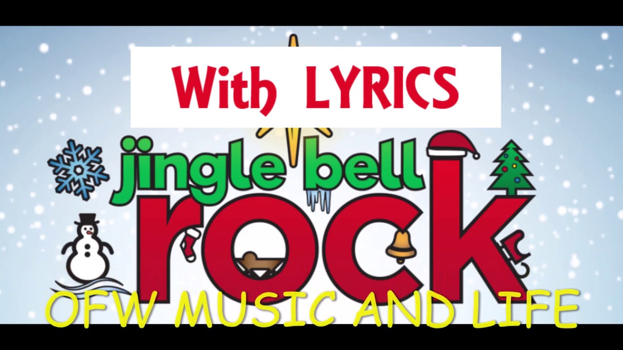 Glee -- Jingle Bell Rock with lyrics : Christmas Song 2020 - YouTube