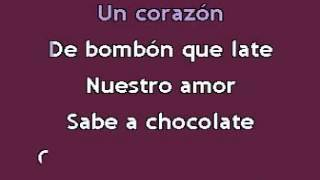 chocolate KARAOKE
