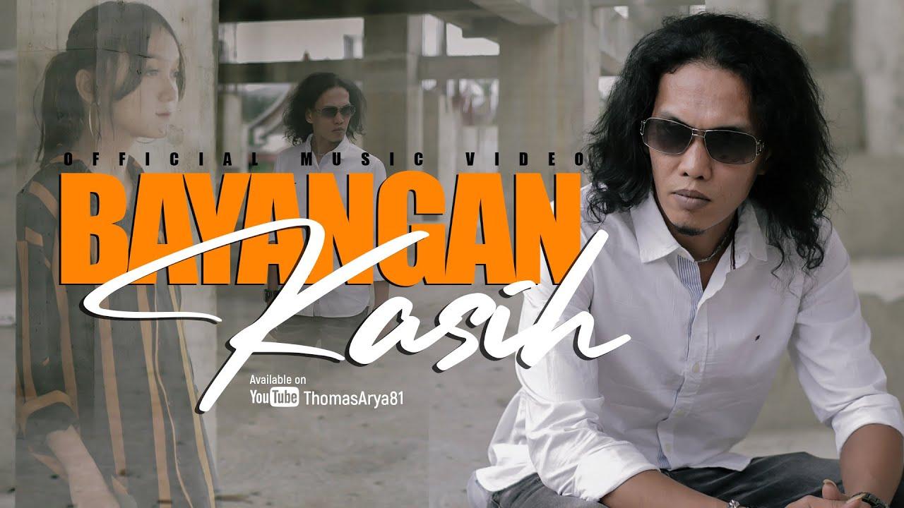 THOMAS ARYA - BAYANGAN KASIH (Official New Acoustic) MV