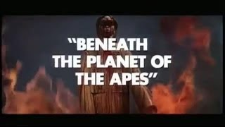 ► Beneath the Planet of the Apes (1970) — Official Trailer [360p]