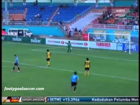 Malaysia U21 vs Sydney FC (4-2) Piala Newspaper 17-10-12