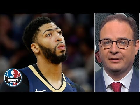 Pelicans approaching Anthony Davis trade request 'methodically' – Woj | NBA Countdown