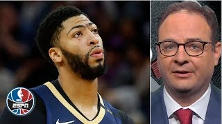 Pelicans approaching Anthony Davis trade request 'methodically' - Woj | NBA Countdown