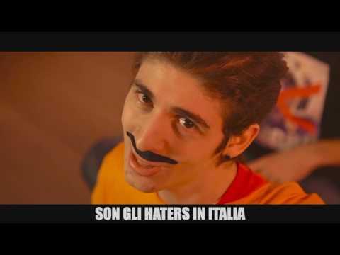 """""""HATERS IN ITALIA"""" AL CONTRARIO di Favij"""