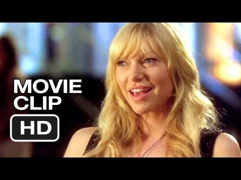 Lay the Favorite DVD CLIP - Beth & Holly at the Café (2013) - Bruce Willis, Vince Vaughn Movie HD