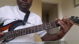 Soukous guitar tutorial: Rythm and Riffs