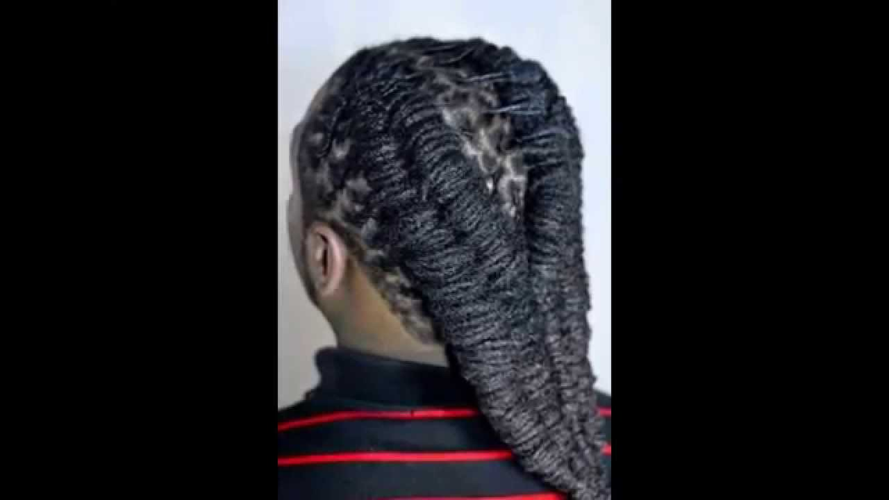 Lovely Dread Hairstyles For Men