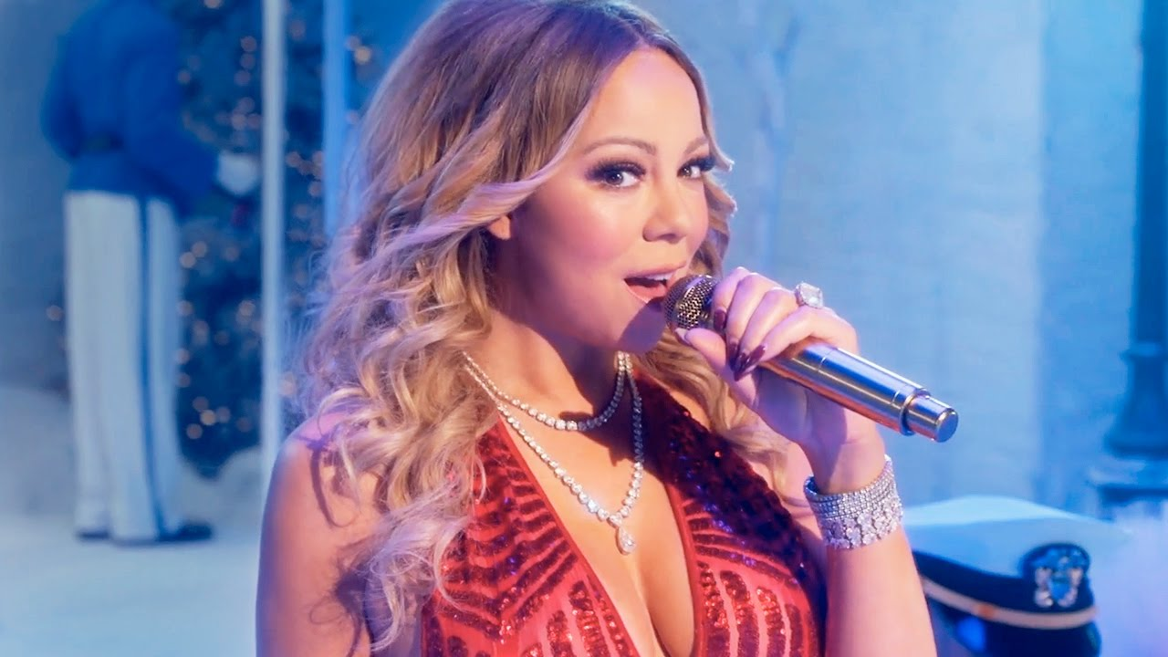 After 25 Years Mariah Carey's 'All I Want For Christmas Is You' Is Number 1