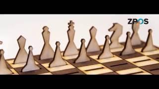 Деревянные шахматы (скачать макет вектор) wood chess (free vector download)(Мы изготовили дизайнерские hand-made шахматы, которые приятно выглядят и могут стать отличным подарком! По..., 2016-06-08T13:24:31.000Z)