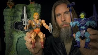 The Toy Man: He-Man Action Figures | ASMR