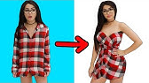 Trying Clothing LIFE HACKS to see if they work!