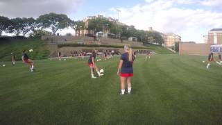 #UDWSOC vs. #18 Ohio State Behind-the-Scenes Pregame