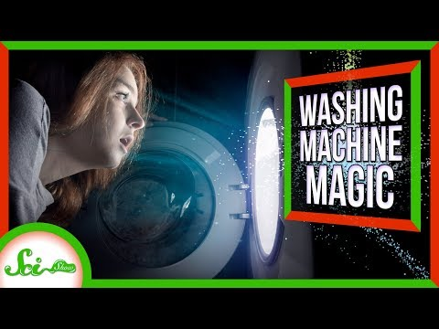 Scientists Just Figured Out How Washing Machines Work?!
