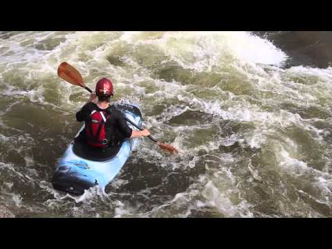 How to Kayak - What is an Eddy