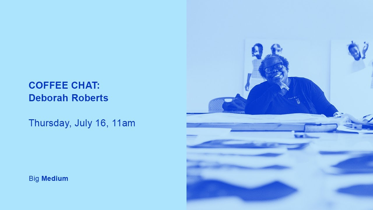 Coffee Chat: Deborah Roberts in Conversation With Betelhem Makonnen
