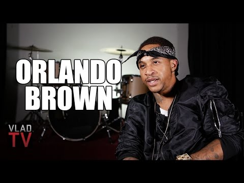 Orlando Brown on Being Part of Disney