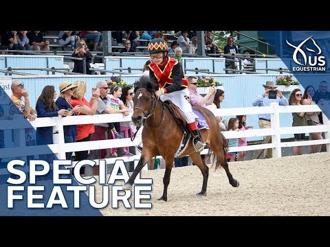 WIHS Shetland Pony Races at Devon 2018