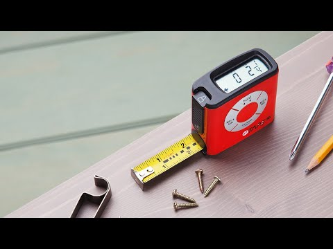 eTape16 - Digital Tape Measure