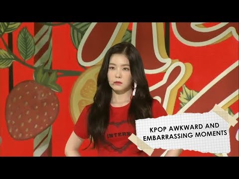 Kpop Awkward & Embarrassing Moments - Part 28