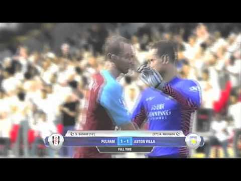 Fifa 12 Manager Mode Commantary Aston Villa Episode 3