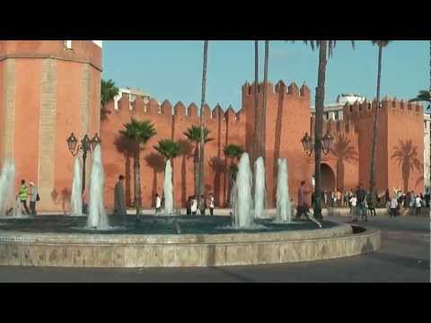 Marokko-Rundreise, Teil 2: Rabat / Salé